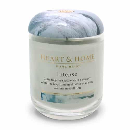 heart&home cire de soja - intense